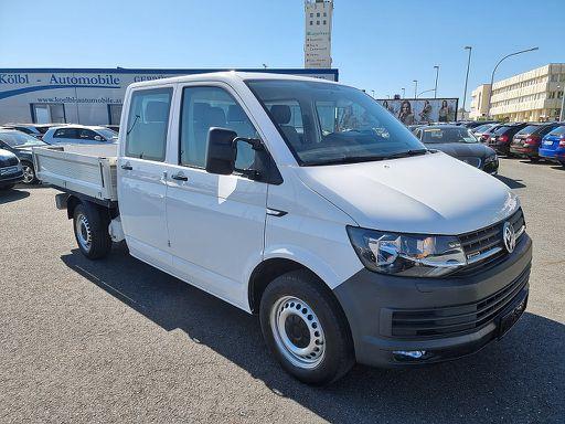 Multivan T6 Doka-Pritsche LR 2,0 BMT TDI 4Motion BMT, 150 PS, 4 Türen, Schaltgetriebe