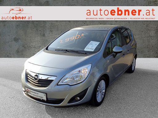 Meriva  1,4 Turbo Ecotec Active Start&Stop, 120 PS, 5 Türen, Schaltgetriebe