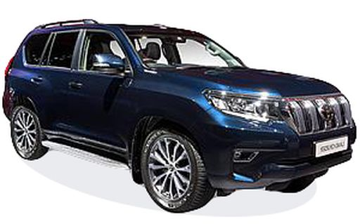 Toyota LANDCRUISER 300-12