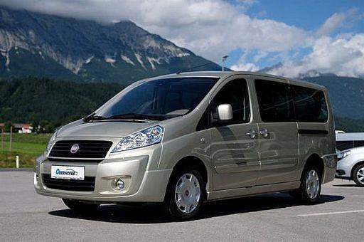 Scudo  Panorama L2H1 2,0 16V DPF Executive, 128 PS, 5 Türen, Schaltgetriebe