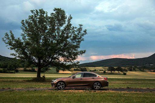Der neue BMW 320d xDrive mit 190 PS im Test.