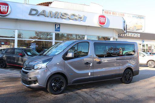 "Talento  Panorama 3,0t 2,0 EcoJet 145 L2H1 *ARRIVO"", 146 PS, 5 Türen, Schaltgetriebe"