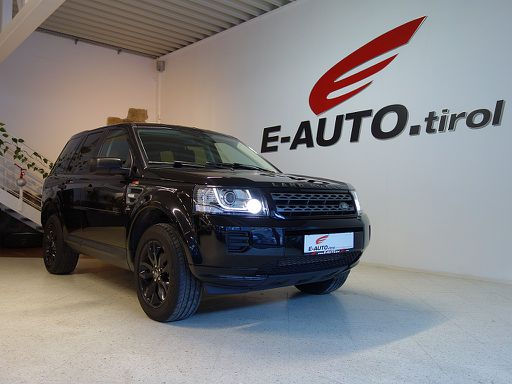 Freelander  2,2TD4 S Aut. 4x4 *BLACK EDITION *FACELIFT *LED *PDC, 150 PS, 5 Türen, Automatik
