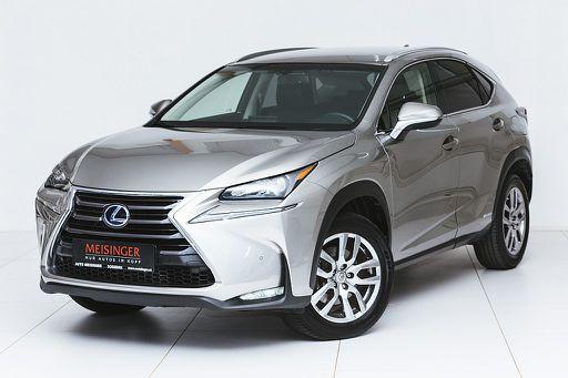 NX  300h Limited Hybrid, 155 PS, 5 Türen, Automatik