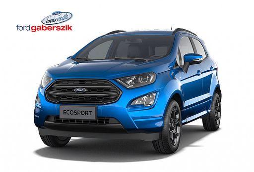 Ecosport EcoSport ST-Line **LAGERFAHRZEUG**, 125 PS, 5 Türen, Schaltgetriebe