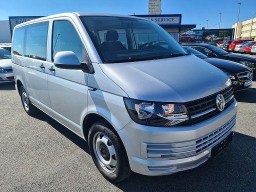 Multivan T6 Kombi KR 2,0 TDI BMT, 204 PS, 4 Türen, Schaltgetriebe