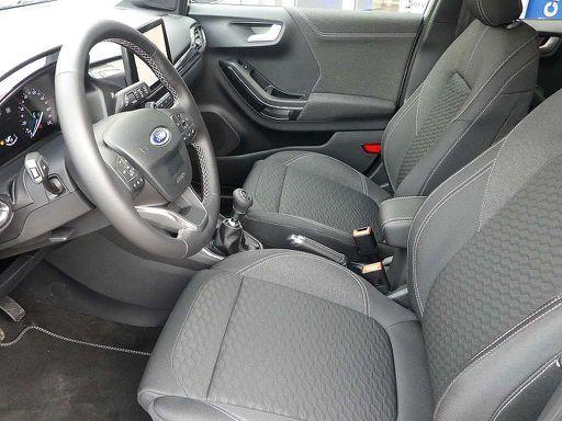 Puma  1,0 EcoBoost Titanium, Titanium, 125 PS, 5 Türen, Schaltgetriebe