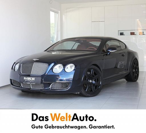 Continental GT  Coupe, 560 PS, 2 Türen, Automatik