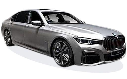 BMW SERIES 7-644