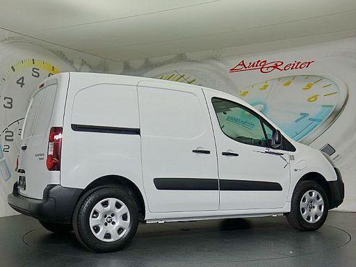 Partner Tepee Partner Elektro L1 Kastenwagen Aut. *NETTO: 17.491,67 EURO!*, 67 PS, 4 Türen, Automatik