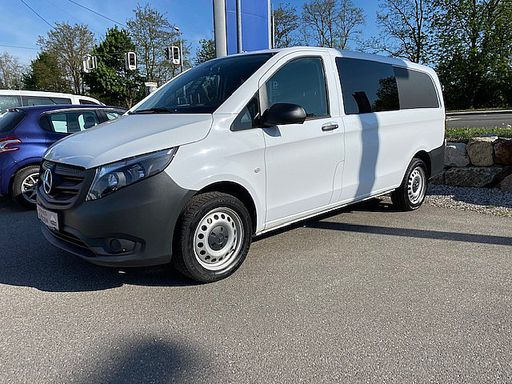 Vito  114 BlueTec 4x4 BusinessVan Classic lang, BusinessVan Classic, 136 PS, 4 Türen, Automatik