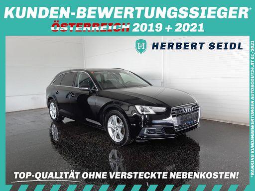 A4 Avant  2,0 TDI quattro Sport S-tronic *NP € 62.038,- / ANHÄNGEVORR. / ACC*, Sport, 190 PS, 5 Türen, Automatik