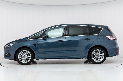 S-MAX  Titanium 2.0 EcoBlue AWD 7-Sitzer Aut., 190 PS, 5 Türen, Automatik