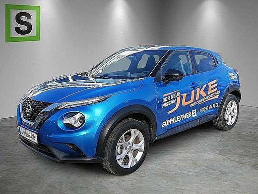 Juke  DIG-T 117 N-Connecta, 117 PS, 5 Türen, Schaltgetriebe