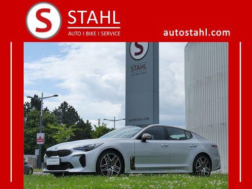 Stinger  3,3 T-GDI ISG GT AWD Aut. AUTO STAHL WIEN 21, 370 PS, 5 Türen, Automatik