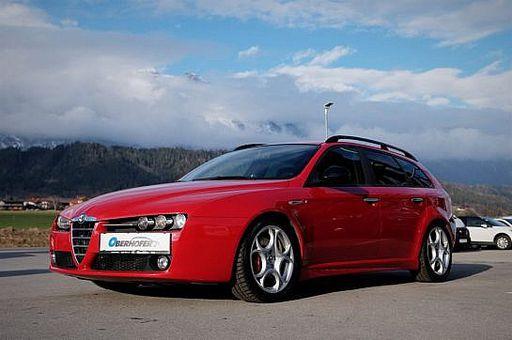 159 SW Alfa  2,0 JTDM Imola 2, 170 PS, 5 Türen, Schaltgetriebe