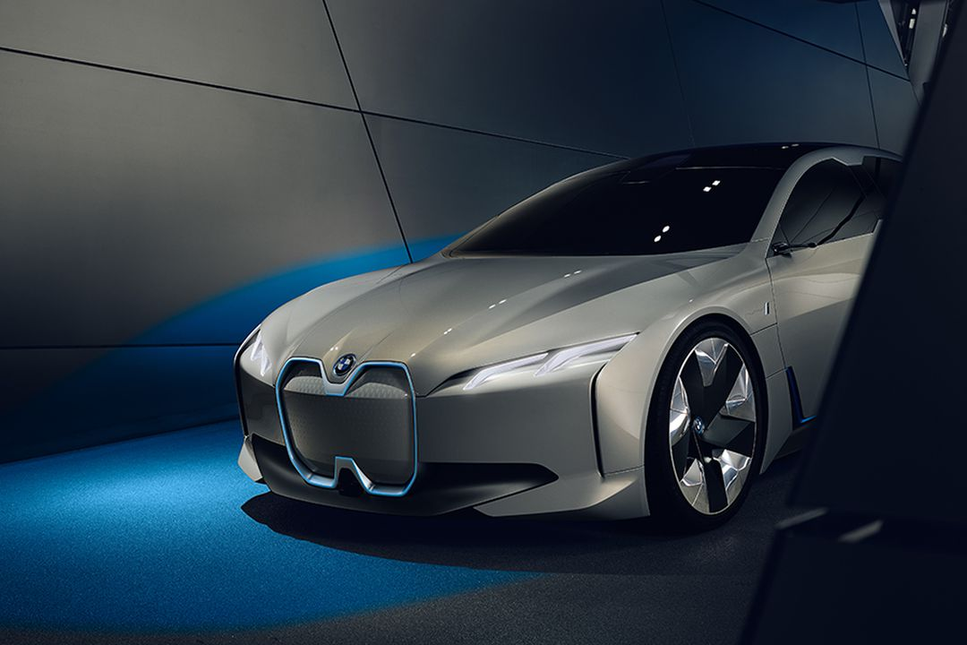 BMW i4 2021 Design