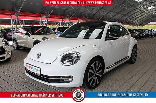 The Beetle Beetle 2,0 TSI Sport DSG, 200 PS, 2 Türen, Automatik
