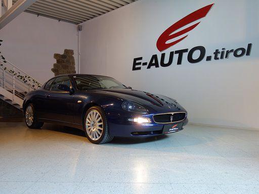 4200 Coupé Coupé Cambiocorsa *F1-Schaltung* *ÖSTERR. ERSTAUSLIEFERUNG* *ORIGINALZUSTAND*, 390 PS, 2 Türen, Automatik
