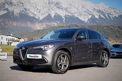 Stelvio  Super 2,0 ATX AWD, Super, 201 PS, 5 Türen, Automatik