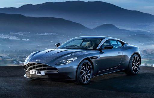 Aston Martin Db11 Neuer Dienstwagen Für 007 Autogott At