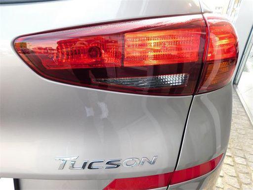 Tucson 116 PS, Schaltgetriebe