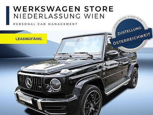 G-Klasse  Burmester®|Standheizung|360° Kamera|Schiebedach  SHD/Klima, 585 PS, 5 Türen, Automatik