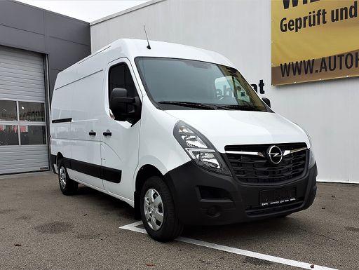 Movano Kastenwagen  L2H2 3,5t netto: € 23.780,-, 136 PS, 5 Türen, Schaltgetriebe