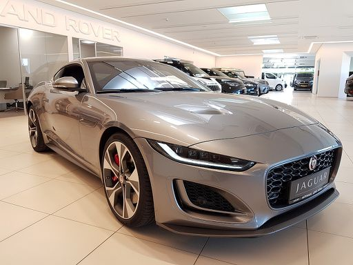 F-Type Coupé F-Type P450 Coupe AWD First Edition Aut., First Edition, 450 PS, 2 Türen, Automatik