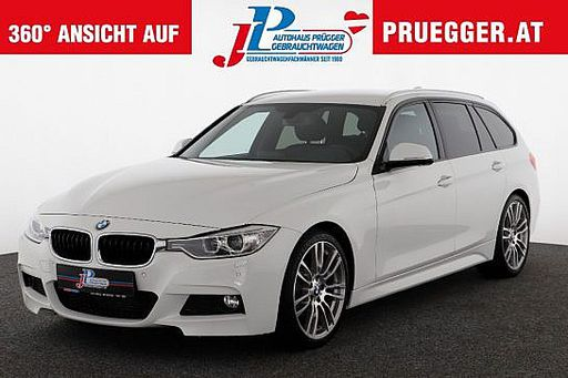 3er Touring 318d Touring Österreich-Paket, 143 PS, 5 Türen, Schaltgetriebe