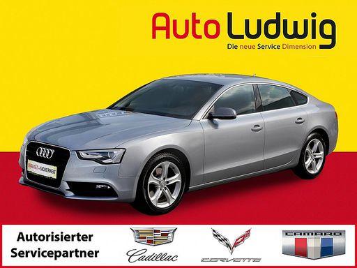A5 Sportback A5 SB 2,0 TDI ultra *NAVI *LEDER *PDC *XENON *SHZ *, 136 PS, 5 Türen, Schaltgetriebe