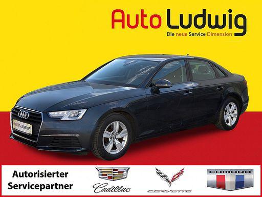 A4 Limousine A4 2,0 TDI, 150 PS, 4 Türen, Schaltgetriebe