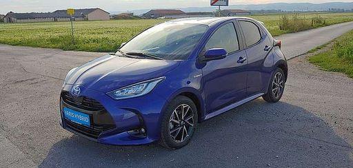 Yaris  1,5 VVT-i Hybrid Design mit Energy-Paket, 92 PS, 5 Türen, Automatik