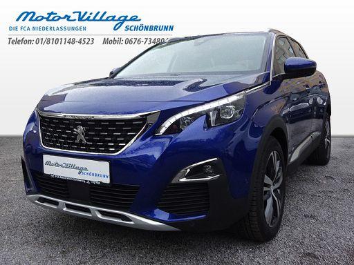 3008  1,5 BlueHDi 130 S&S EAT8 Allure Aut., Allure, 131 PS, 5 Türen, Automatik