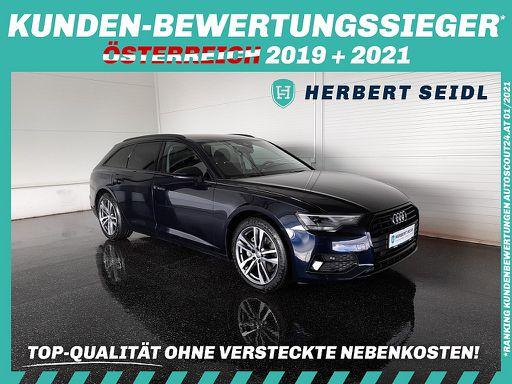 A6 Avant  40 TDI sport S-tronic *NP € 71.036,- / ANHÄNGEVORR. / LED*, 204 PS, 5 Türen, Automatik