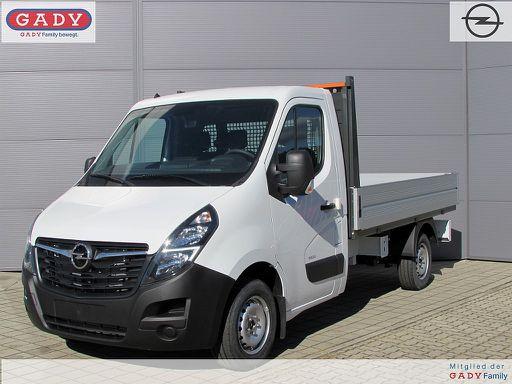Movano Kastenwagen Movano L2H1 2,3 TurboD 3,5t, 136 PS, 2 Türen, Schaltgetriebe