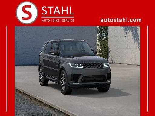 Range Rover Sport  P400e PHEV Plug-in Hybrid HSE Dynamic | Auto Stahl Wien 22, 301 PS, 5 Türen, Automatik