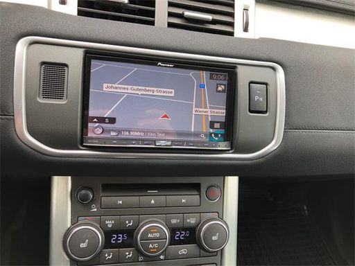 Range Rover Evoque 150 PS, 5 Türen, Schaltgetriebe