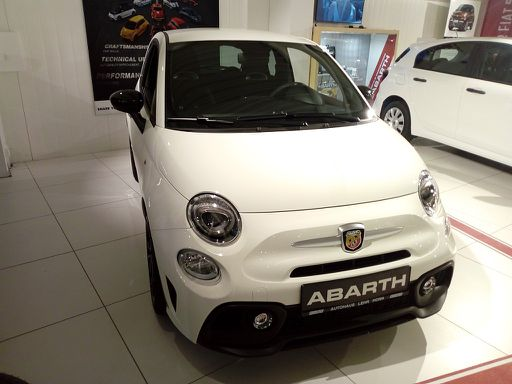 500 Abarth  595 Pista, Pista, 160 PS, 3 Türen, Schaltgetriebe